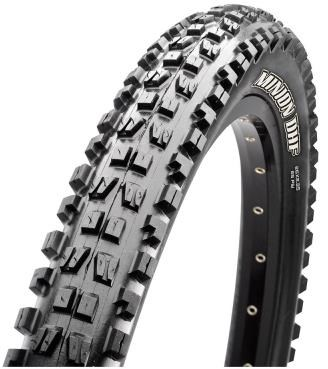"Maxxis Minion DHF Folding Dual Compound EXO Tubeless Ready 29"" MTB Tyre"