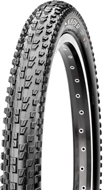 "Maxxis Snyper Folding Dual Compound SilkShield 24"" MTB Tyre"