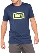 100% Cropped Short Sleeve Tech Tee