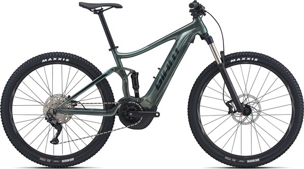 Giant Stance E+ 2 29er 2021 – Electric Mountain Bike