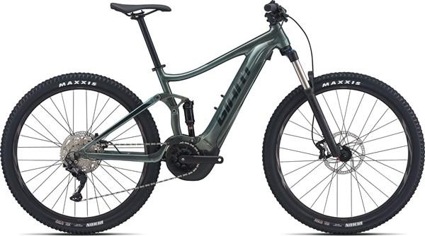 Giant Stance E+ 2 29er 2021 - Electric Mountain Bike