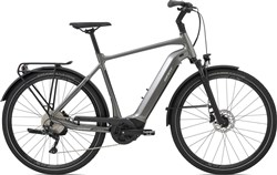 Giant AnyTour E+ 2 2021 - Electric Hybrid Bike