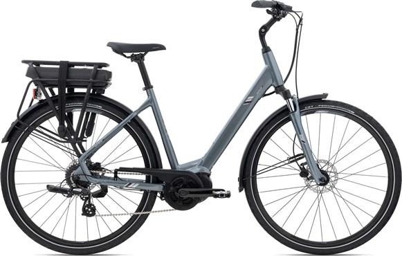 Giant Entour E+ 3 Low Step 2021 - Electric Hybrid Bike
