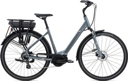 Product image for Giant Entour E+ 3 Low Step 2021 - Electric Hybrid Bike