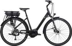 Giant Entour E+ 2 Low Step 2021 - Electric Hybrid Bike