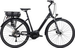 Product image for Giant Entour E+ 2 Low Step 2021 - Electric Hybrid Bike