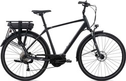 Giant Entour E+ 2 2021 - Electric Hybrid Bike