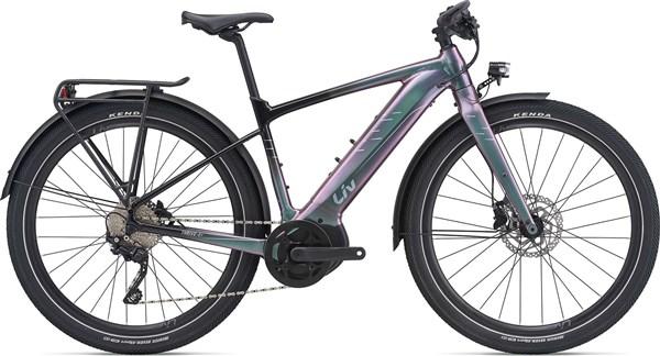 Liv Thrive E+ EX Pro 2021 - Electric Hybrid Bike