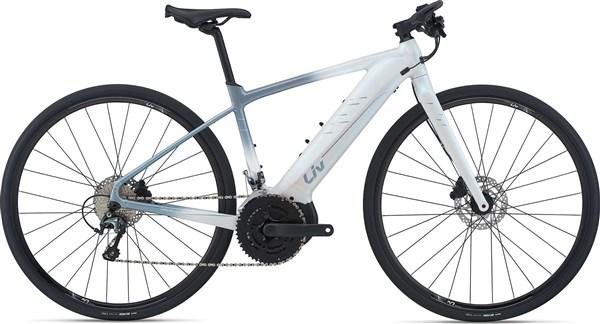 Liv Thrive E+ 2 Pro 2021 - Electric Hybrid Bike