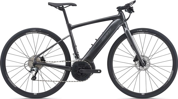Giant FastRoad E+ 2 Pro 2021 - Electric Road Bike