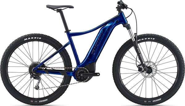 Giant Fathom E+ 3 29er 2021 - Electric Mountain Bike