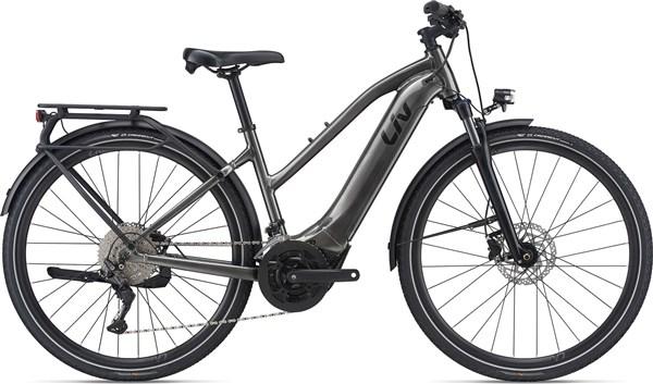 Liv Amiti-E+ 1 2021 - Electric Hybrid Bike