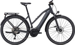 Giant Explore E+ 1 Stagger Frame 2021 - Electric Hybrid Bike