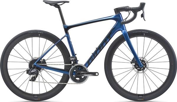 Giant Defy Advanced Pro 1 2021 - Road Bike