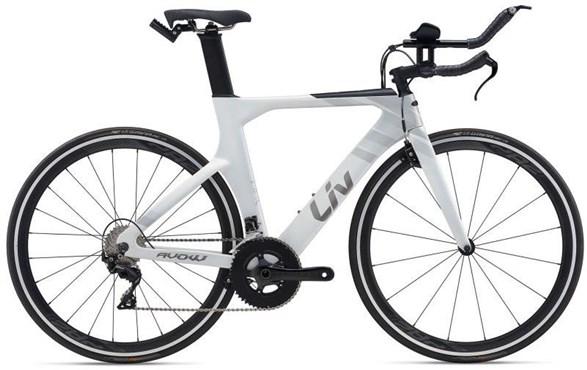 Liv Avow Advanced 2021 - Road Bike | triathlon og enkeltstartscykel