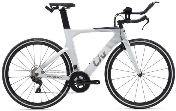 Liv Avow Advanced 2021 - Road Bike   tri- and time trial bike