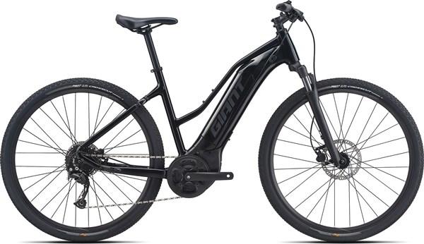 Giant Roam E+ Stagger Frame 2021 - Electric Hybrid Bike