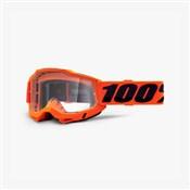 100% Accuri 2 Clear Lens Goggles