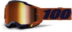 100% Accuri 2 Mirror Lens Goggles