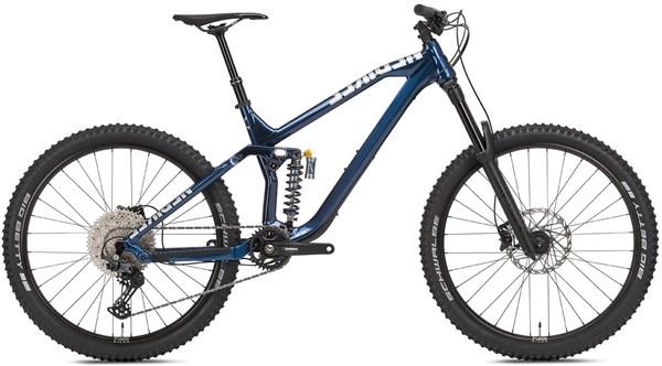 "NS Bikes Define AL 160 2 27.5"" Mountain Bike 2021 - Enduro Full Suspension MTB"