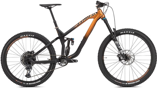 "NS Bikes Define AL 170 1 29"" Mountain Bike 2021 - Enduro Full Suspension MTB"