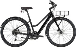 Product image for Cannondale Treadwell Neo EQ Remixte 2021 - Electric Hybrid Bike