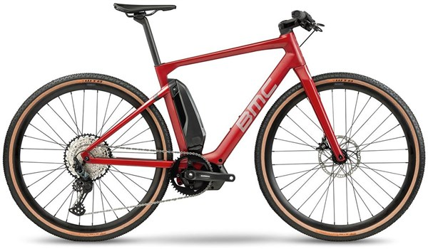 BMC Alpenchallenge AMP Cross One 2021 – Electric Hybrid Bike