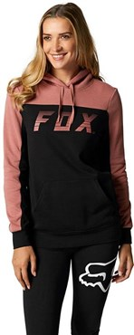 Fox Clothing Break Out Womens Fleece Pullover Hoodie
