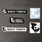 Product image for Wolf Tooth Decal 5-Pack
