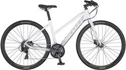 Scott Sub Cross 50 Womens - Nearly New - L 2020 - Hybrid Sports Bike