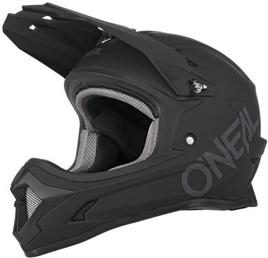 ONeal Sonus Solid Youth Full Face MTB Helmet