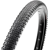 Product image for Maxxis Rambler 650b 60 TPI Folding Dual Compound Silkshield TR Gravel Tyre