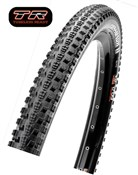 "Maxxis CrossMark II 26"" 60 TPI Folding Dual Compound ExO TR MTB tyre"