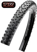 "Product image for Maxxis Forekaster 27.5"" WT 60 TPI Folding Dual Compound ExO TR MTB Tyre"