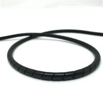 Capgo Spiral Cable Wrap BL 2M