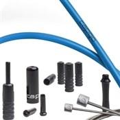 Capgo Shift Cable Set BL For Shimano/Sram Road & ATB/MTB