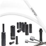 Capgo Shift Cable Set BL Long For Shimano/Sram MTB & ATB/Road