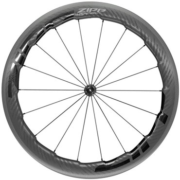 Zipp 454 NSW Carbon Tubeless Rim Brake 700c Front Wheel