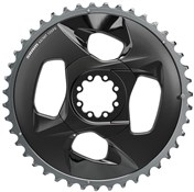 Product image for SRAM 94BCD 2X12 Force Wide Chainring With Cover Plate