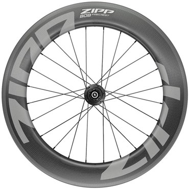 Zipp 808 Firecrest Carbon Tubeless Rim Brake 700c Rear Wheel