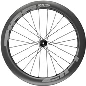 Zipp 404 Firecrest Carbon Tubeless Disc Brake Centre Locking 700c Front Wheel