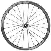 Product image for Zipp 202 Firecrest Carbon Tubeless Disc Brake Centre Locking 700c Front Wheel