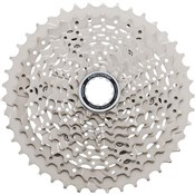 Product image for Shimano CS-M4100 Deore 10 Speed Cassette