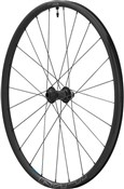 """Shimano WH-MT601 27.5"""" tubeless compatible front wheel"""