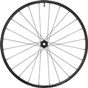 "Shimano WH-MT620 29"" tubeless compatible front wheel"