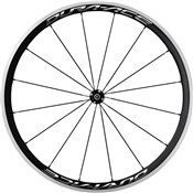 Product image for Shimano WH-R9100-C40-CL Dura-Ace Carbon clincher 35 mm front wheel