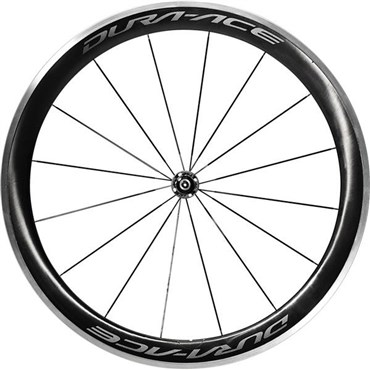 Shimano WH-R9100-C60-CL Dura-Ace Carbon clincher 50 mm front wheel
