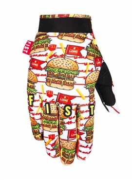 Fist Handwear Dylan Long Burgers Youth Long Finger Cycling Gloves