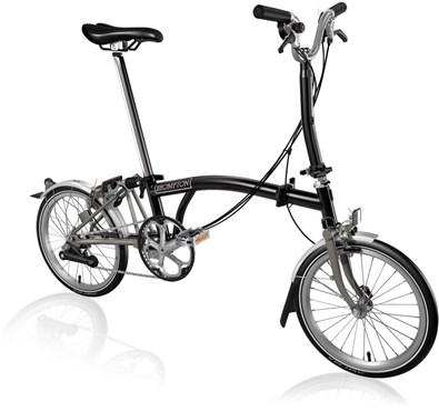 Brompton M6L Superlight - Black Lacquer 2021 - Folding Bike