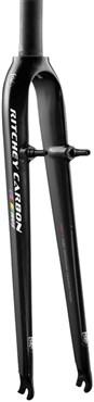 Ritchey WCS Carbon Cross Fork 45mm Rake - 45mm Crn